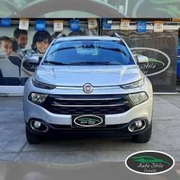 Fiat Toro Freedon+1.8+2018+15.112km+Automático+Flex/GNV+Completo