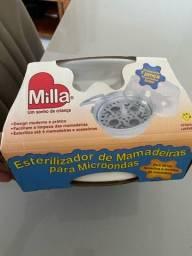 Esterilizador de mamadeira