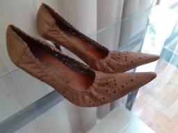 Sapato em Couro da Schultz