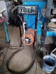 Máquina de solda Alumínio ignitor até 500 amperes