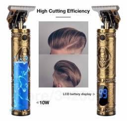 Máquina de Acabamento E Finalização Elétrica Hair Clipper BarberMan