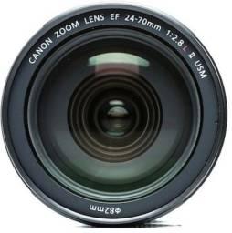 Lente Canon 24-70mm F/2.8l Ii