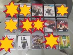 Jogos Playstation PS3 Originais Aceito troca! Troco