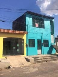 R$ 120 mil vendo 3 casas pelo valor de R$ 120 mil , com 2/4 e 1/4 sala coz e wc cada uma