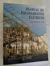 Livro Equipamentos Elétricos - João Mamede Filho Edição 3