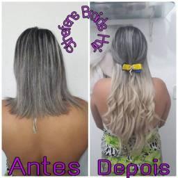 Aplicamos mega hair nó italiano LEIA O ANÚNCIO