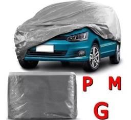 Promoção!!Capa Cobrir Carro P M G 100% Impermeável Material 1°
