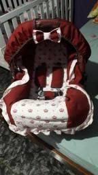 Bebê conforto Menina!