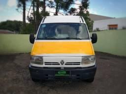 Renault master 2007 2.5 dci minibus l2h2 16 lugares 16v diesel 3p manual