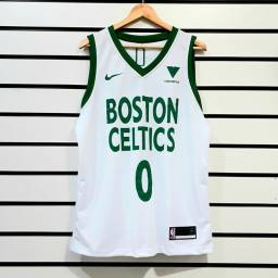 Camisa De Basquete Celtics