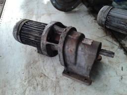 Motoredutor Velocidade 1:18 0,5 Cv Mras20/n Coaxial