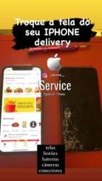 Troca de tela iPhone X OLED