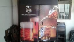 Cervejeiro vertical 2 portas
