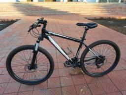 Bicicleta Mosso Galaxy Aro 26 Toda Shimano 24 Marchas Freio Hidráulico