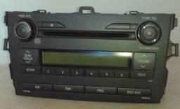 Radio Original Toyota Corolla 2012 Modelo 86120-02e90