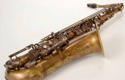 Sax Tenor Profissional P. Mauriat 66 Rul