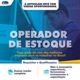 Vaga de Emprego - Operador de Estoque em Cuiabá