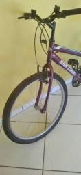 Bicicleta Safira  semi nova