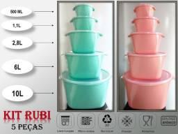 Kit potes / vasilhas
