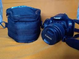 Câmera Dslr Canon Rebel T6