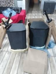 2 caixas oneal opb 1035 sem uso