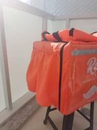Bag para entregador R$100