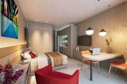 JP - Edf. Rooftop.470 Moura Dubeux - Apartamento 1 Quarto 25 m² - Boa Viagem