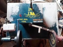 Maquina de enrolar linha kuruja
