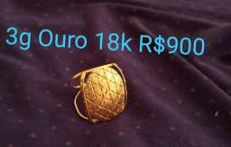 Vendo peças ouro 18k
