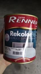 Tinta Renner acrílico super premium