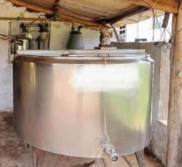 Resfriador de leite 1100 litros