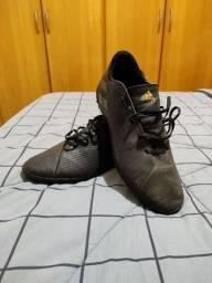 Chuteira Society Adidas Nemeziz 19 4 TF - Preto