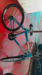 Vendo Bike azul top