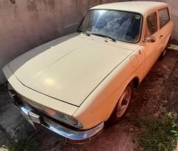 VW Variant 1600 ano 1974 conservada, carro antigo de coleção