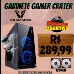 Gabinete Gamer Crater