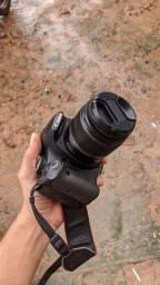 Câmera semi-profissional Canon T1i