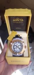 Vendo relógio invicta original nunca usado