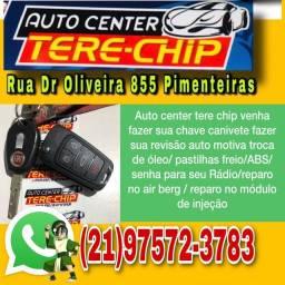 Chave codificada em Teresópolis