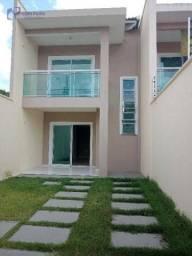 Título do anúncio: Casa com 3 dormitórios à venda, 124 m² por R$ 320.000,00 - Timbu - Eusébio/CE