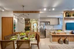 Título do anúncio: Apartamento com 2 dormitórios à venda, 64 m² por R$ 328.000,00 - Jardim Europa - Goiânia/G