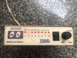 Sequencial De Video Topsel Se-820