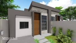 Casa com 2 dormitório sendo uma suíte à venda, 64 m² por R$ 250.000 - Jardim União - Santa