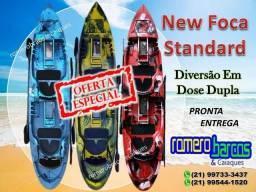 Caiaque Duplo New Foca Standard