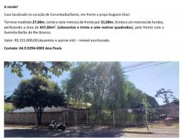 Vendo casa em Corumbaíba
