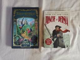 Terra de Histórias + Príncipe da Pérsia