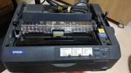 Impressora Matricial FX890+01 cx Formulário Contínuo