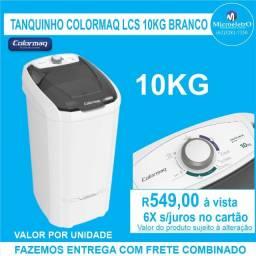 Tanquinho Colormaq LCS10kg Branco