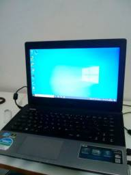 Notebook Asus i7 8 de ram