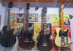 Feirão de Instrumentos Top Guitas!!