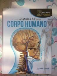 Livro Anatomia com imagens 3D